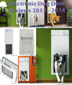 Best Electronic Dog Door Reviews 2013 - 2014 | A Listly List