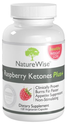 NatureWise Raspberry Ketones Plus+ Weight Loss Supplement and Appetite Suppressant 120 Capsules
