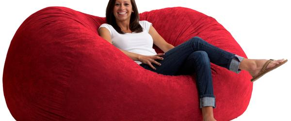 Headline for Oversized X Large Bean Bag Chairs For Extra Space & Comfort