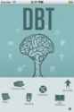 The DBT iPhone App