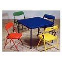 Amazon.com: Folding Card Table And Chairs For Kids