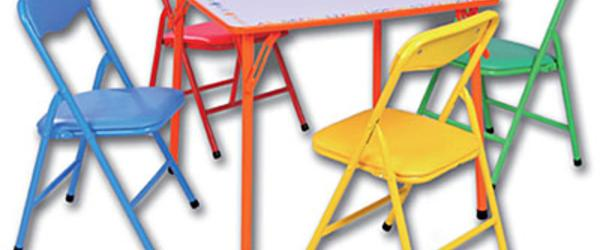 Headline for Folding Table for Kids