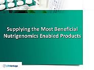 LifeVantage Products - Supplying the most beneficial nutrigenomics enabled products