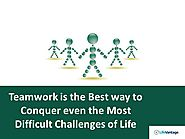 LifeVantage - Teamwork is the Best Way to Conquer Even the Most Difficult Challenges of Life