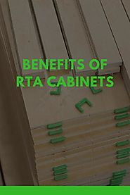 Benefits of RTA Cabinets