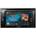 Pioneer AVH-X2600BT 2-DIN Multimedia DVD Receiver with 6.1 Inch WVGA Touch Screen Display