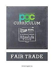 Fair Trade Lesson Plan by Project Green Challenge Curriculum | TpT