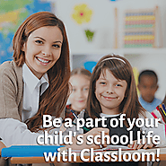 Classloom | Best Free School App to Boost Parent & Teacher Communication