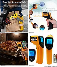 Top 10 Best Infrared Digital Laser Thermometer Gun Reviews 2018-2019 on Flipboard