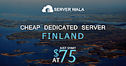 Cheap dedicated server finland