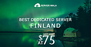 Best dedicated server finland