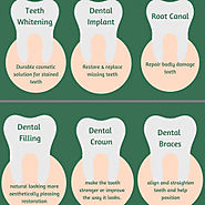 Dental Care Services of a Brandon Dentist Dr. Laura Bridges | Visual.ly