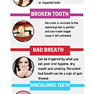 Get Rid of Dental Problems With Dentist Brandon | Bridges Dental | Visual.ly