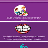 Lithia Dentist: Dental Technique For Healthy Smile| Bridges Dental | Visual.ly