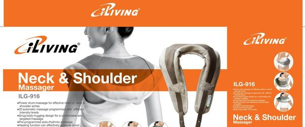Headline for The Best Shoulder Massager Devices, Machines & Reviews 2017