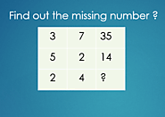 Find the missing number