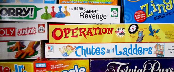 Headline for Best New Board Games 2014