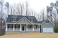 Luxury Home Builders Louisa County