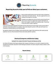 Reporting Accounts helps you to find out about your customers - PC - Marketing et communication