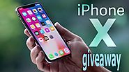 Familyfizz.com Giveaway: Win iPhone X For Free