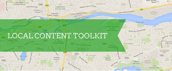 Headline for Local Content / Local Lists Toolkit - A Three Part Series