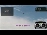 Phoenix 4 vs RealFlight 6.5 RC Flight Simulator Ep #9 - Which is Better? (HD)