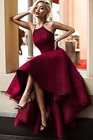 Cheap Red Prom Dresses Online