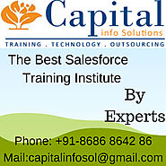 Best Salesforce Online Training