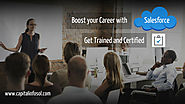 What is Salesforce Certification ? | The Best Aid to Your Career Boost