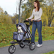Guardian Gear Sprinter EXT II Dog Jogger Pet Stroller