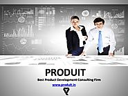 Produit Best Product Development Consulting Firm in Canada