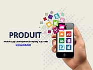 Produit - Best Mobile App Design & Development Company