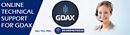 Gdax Support Phone Number +1-888-367-5111 USA | Contact Gdax Customer Toll Free