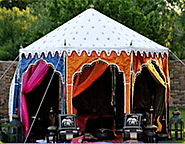 Tents with Luxury