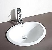 Self Rimming Sinks