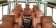 Tempo Traveller on Hire in Mumbai | Tempo Traveller on Rental
