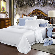 Buy 19 Momme Silk Sheets Online