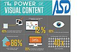 How can use power of visual content for marketers! – digital marketing company