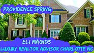 Luxury Charlotte Homes For Sale | Providence Springs Neighborhood | Dr. Eli Magids (704) 620-0060