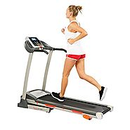 Sunny Health & Fitness Treadmill Folding Motorized Running Machine | Treadmill Reviews And Ratings