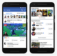 Facebook launches Level Up program and landing page for gaming livestreams | GamesBeat