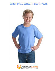 Gildan 100% Cotton T-Shirts For Kids | Youth | Promoline1