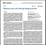 Stem Cell News Updates