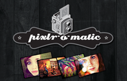 Pixlr-O-Matic: Turn your photos into cool looking vintage and retro snaps! With this fun and simple darkroom you can ...