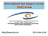 Committed To Excellence In Patient Care: IESC Eye Treatment Center