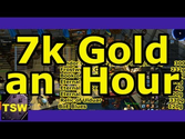 7000 Gold an Hour World Of Warcraft Gold Farming Guide with Tsw