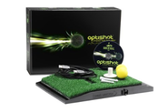 Dancin Dogg OptiShot Infrared Golf Simulator (Now Includes 3 Free Championship Courses)