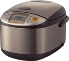 Zojirushi NS-TSC18 10-Cup (Uncooked) Micom Rice Cooker and Warmer, 1.8-Liters