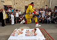 Baby Jumping Festival