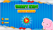 Smart Kids - Match Shapes | Match block game
